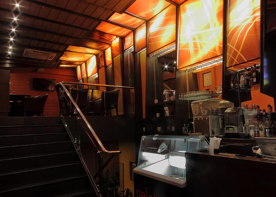 Welcome to Espresso, Pakistan's leading coffee house